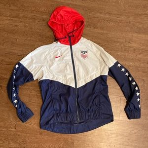 Nike USA jacket